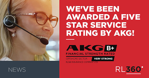 RL360 receives the highest possible rating for service from AKG