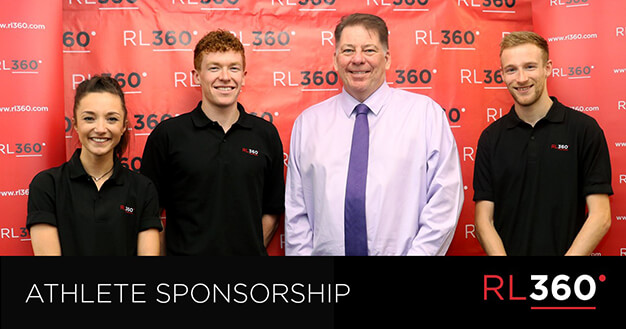 The launch of RL360's Athlete Sponsorship Programme