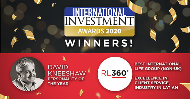 David Kneeshaw wins Personality of the Year