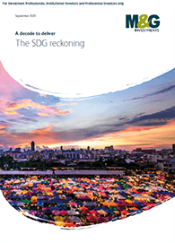 Image of PDF A decade to deliver: the SDG reckoning Article