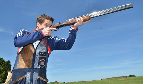 RL360 Quantum announces sponsorship deal with Olympic shooter Tim Kneale